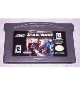 Gameboy Advance Star Wars Attack of the Clones
