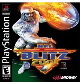 Playstation 1 NFL Blitz 2001