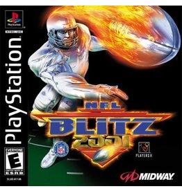 Playstation 1 NFL Blitz 2001