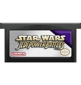 Gameboy Advance Star Wars Episode I Jedi Power Battles