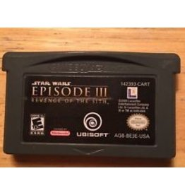 Nintendo Gameboy Advance Star Wars Revenge of the Sith