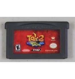 Gameboy Advance Tak 2 The Staff of Dreams