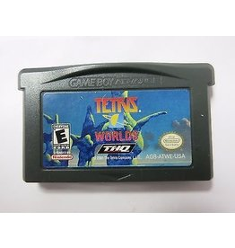 Gameboy Advance Tetris Worlds