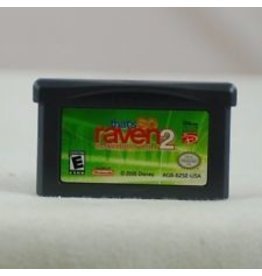 Gameboy Advance That's So Raven 2 Supernatural Style