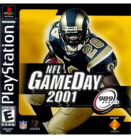 Playstation 1 NFL GameDay 2001