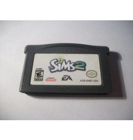 Gameboy Advance The Sims 2