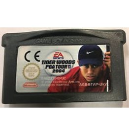 Nintendo Gameboy Advance Tiger Woods 2004