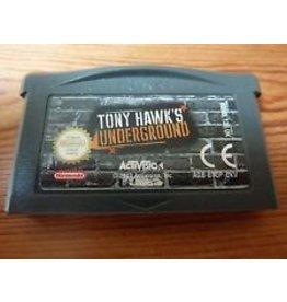 Gameboy Advance Tony Hawk Underground