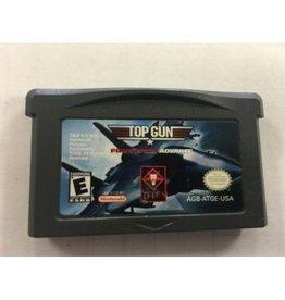 Gameboy Advance Top Gun Firestorm Advance