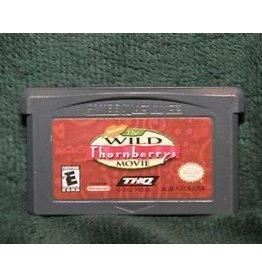 Gameboy Advance Wild Thornberrys Movie