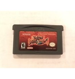 Gameboy Advance Yu-Gi-Oh Reshef of Destruction