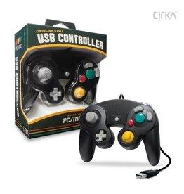 Nintendo Gamecube GameCube PC USB Controller Black