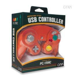 Nintendo Gamecube GameCube PC USB Controller RED