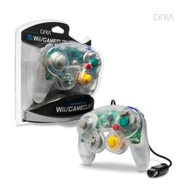 Nintendo Gamecube GameCube Wired Controller (Clear)