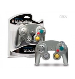 Nintendo Gamecube GameCube Wired Controller (Silver)