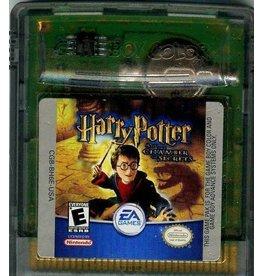 Gameboy Color Harry Potter Chamber of Secrets