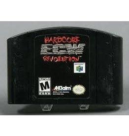 Nintendo 64 ECW Hardcore Revolution