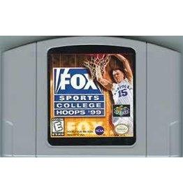 Nintendo 64 (N64) FOX Sports College Hoops '99