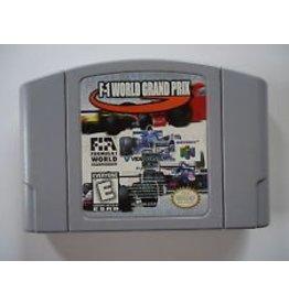 Nintendo 64 (N64) F-1 World Grand Prix