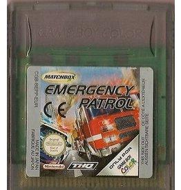 Gameboy Color Matchbox Emergency Patrol