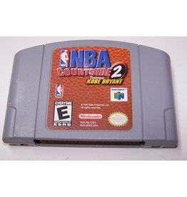 Nintendo 64 NBA Courtside