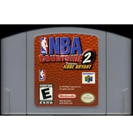 Nintendo 64 (N64) NBA Courtside 2
