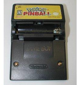 Gameboy Color Pokemon Pinball