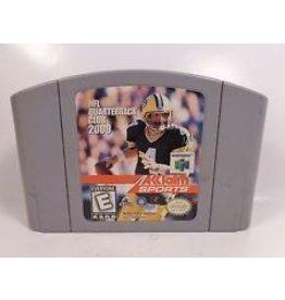 Nintendo 64 (N64) NFL Quarterback Club 2000