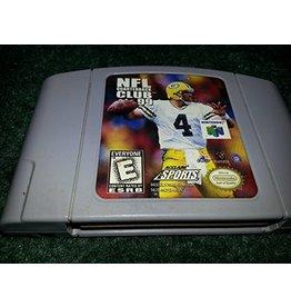Nintendo 64 NFL Quarterback Club 99
