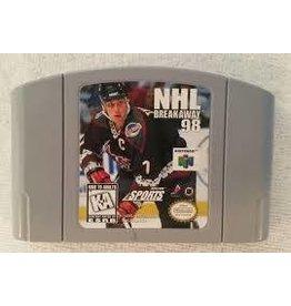 Nintendo 64 NHL Breakaway '98