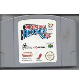 Nintendo 64 (N64) Olympic Hockey 98