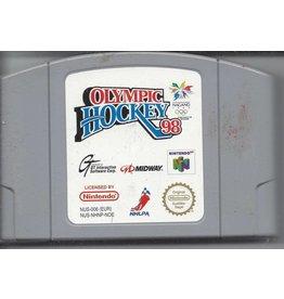 Nintendo 64 Olympic Hockey Nagano '98
