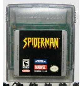 Gameboy Color Spiderman
