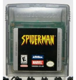 Nintendo Gameboy Color Spider-Man