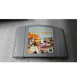 Nintendo 64 (N64) Star Wars Episode I Racer