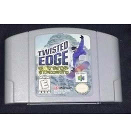 Nintendo 64 Twisted Edge