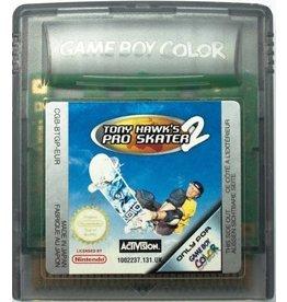Gameboy Color Tony Hawk 2