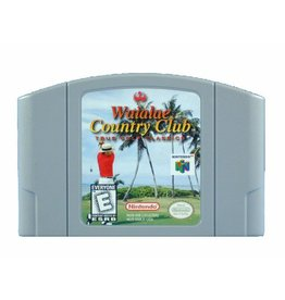 Nintendo 64 (N64) Waialae Country Club