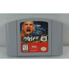 Nintendo 64 WCW Mayhem