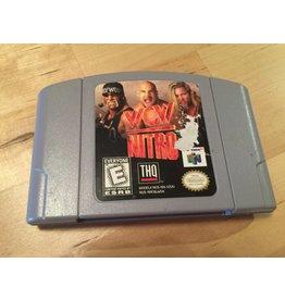 Nintendo 64 (N64) WCW Nitro