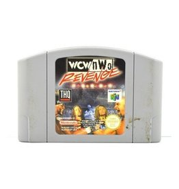 Nintendo 64 (N64) WCW/nWo Revenge
