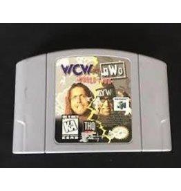 Nintendo 64 (N64) WCW vs nWo World Tour