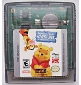 Nintendo Gameboy Color Winnie The Pooh Adventures in the 100 Acre Woods