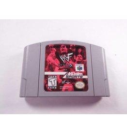 Nintendo 64 (N64) WWF Attitude