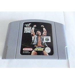 Nintendo 64 (N64) WWF War zone