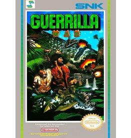 Nintendo NES Guerrilla War
