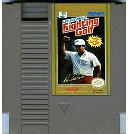 Nintendo NES Lee Trevino's Fighting Golf