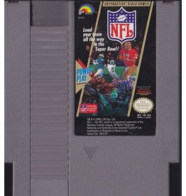Nintendo NES NFL Football