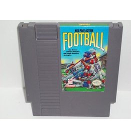 Nintendo NES Play Action Football