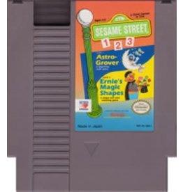 Nintendo NES Sesame Street 123